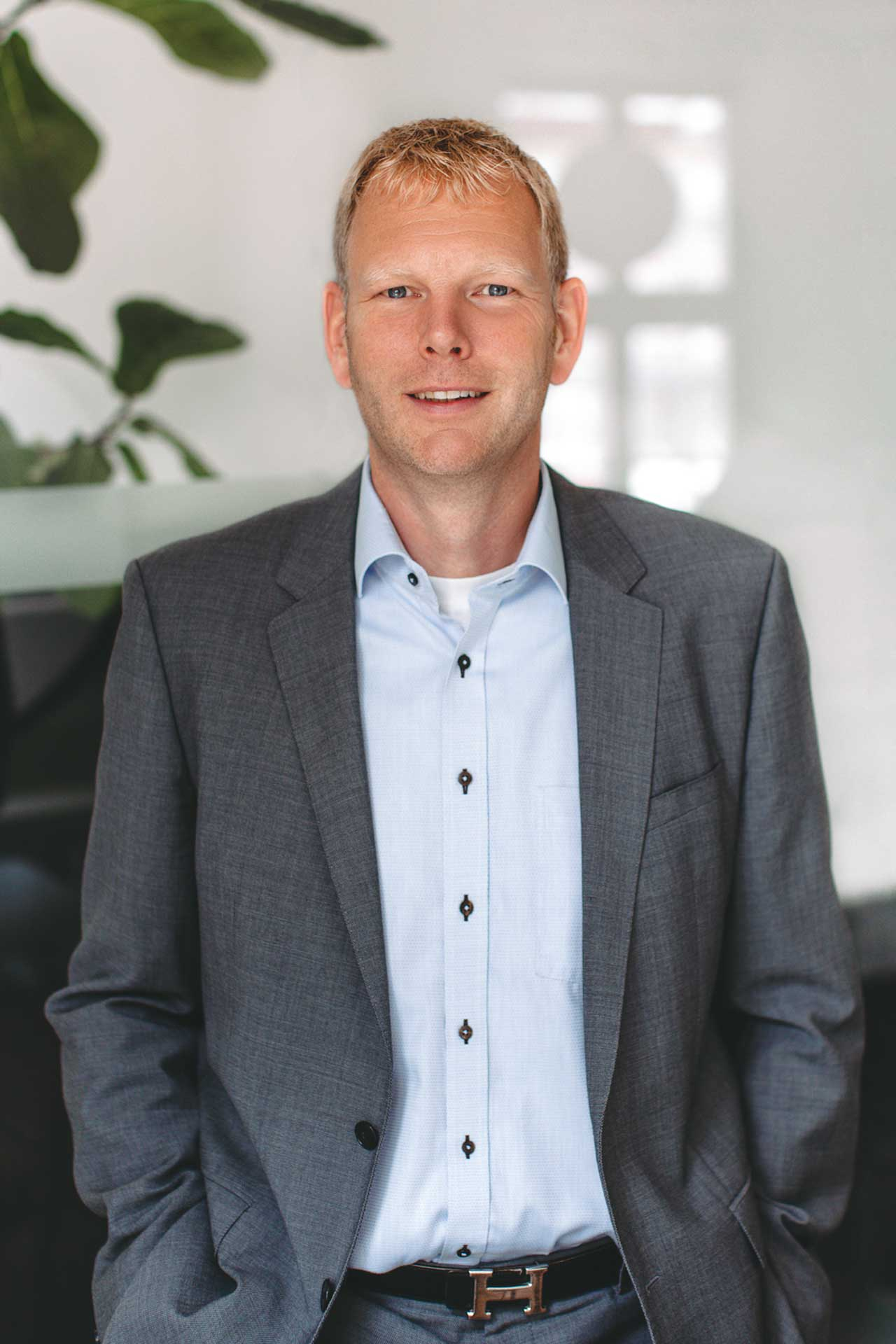 Peter Hüttmann Managing Director